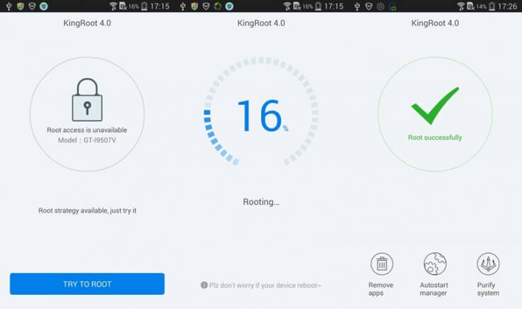 Download kingroot 4.5 for android free (Direct link)