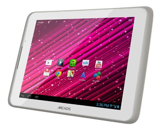 Root Tablet ARCHOS 80 XENON