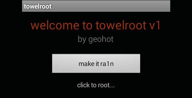 Download Towelroot v3.0