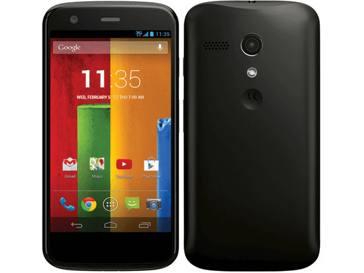 Install CM13 Android 6.0 Marshmallow On Moto G 1st Gen