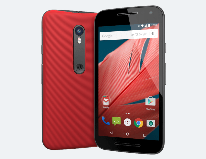 Install CM13 Android 6.0 Marshmallow On Moto G 2015