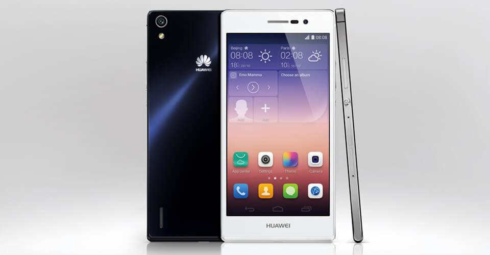 Install Official Android 5.1.1 Stock Firmware On Huawei Ascend P7