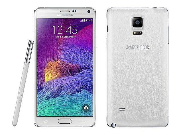 Root Canadian Galaxy Note 4 SM-N910W8 on N910W8VLU1COI4 Android 5.1.1 Lollipop