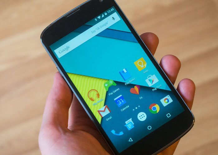 Safely Update Google Nexus 4 To Android 6.0 Marshmallow
