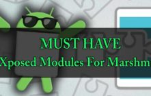 Best Xposed Modules For Marshmallow