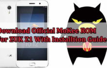 Download Official MoKee ROM For ZUK Z1
