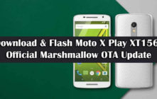 Download Moto X Play Official Marshmallow OTA Update