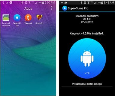 Replace KingUser with SuperSu 2