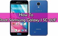 Root Samsung Galaxy J SC-02F
