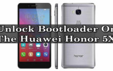 Unlock Bootloader On The Huawei Honor 5X