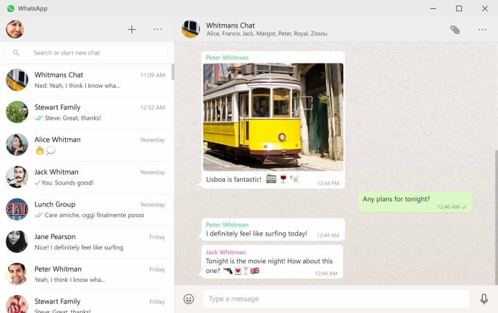 Download & Install WhatsApp Desktop App On Windows & Mac