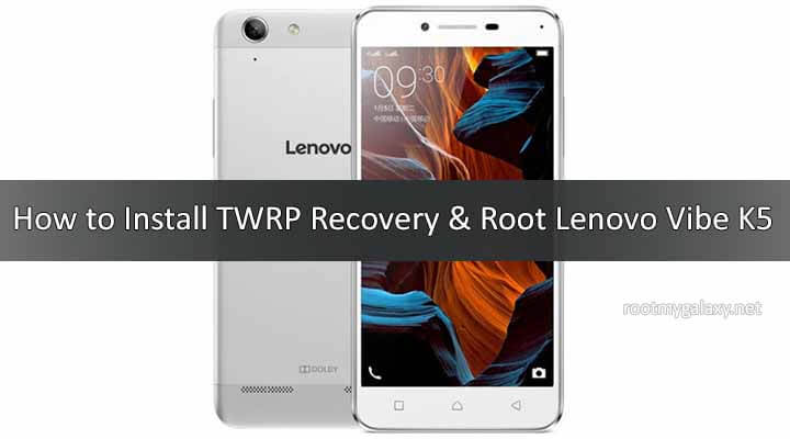 Root Lenovo Vibe K5