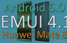 Download Marshmallow Firmware B320 Huawei Mate 8