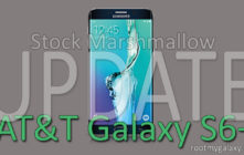 Marshmallow Update On AT&T Galaxy S6 Edge Plus