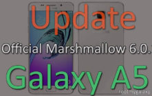 Download & Install Marshmallow 6.0.1 On Samsung Galaxy A5