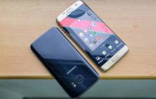 Change Galaxy S7 / S7 Edge wallpaper