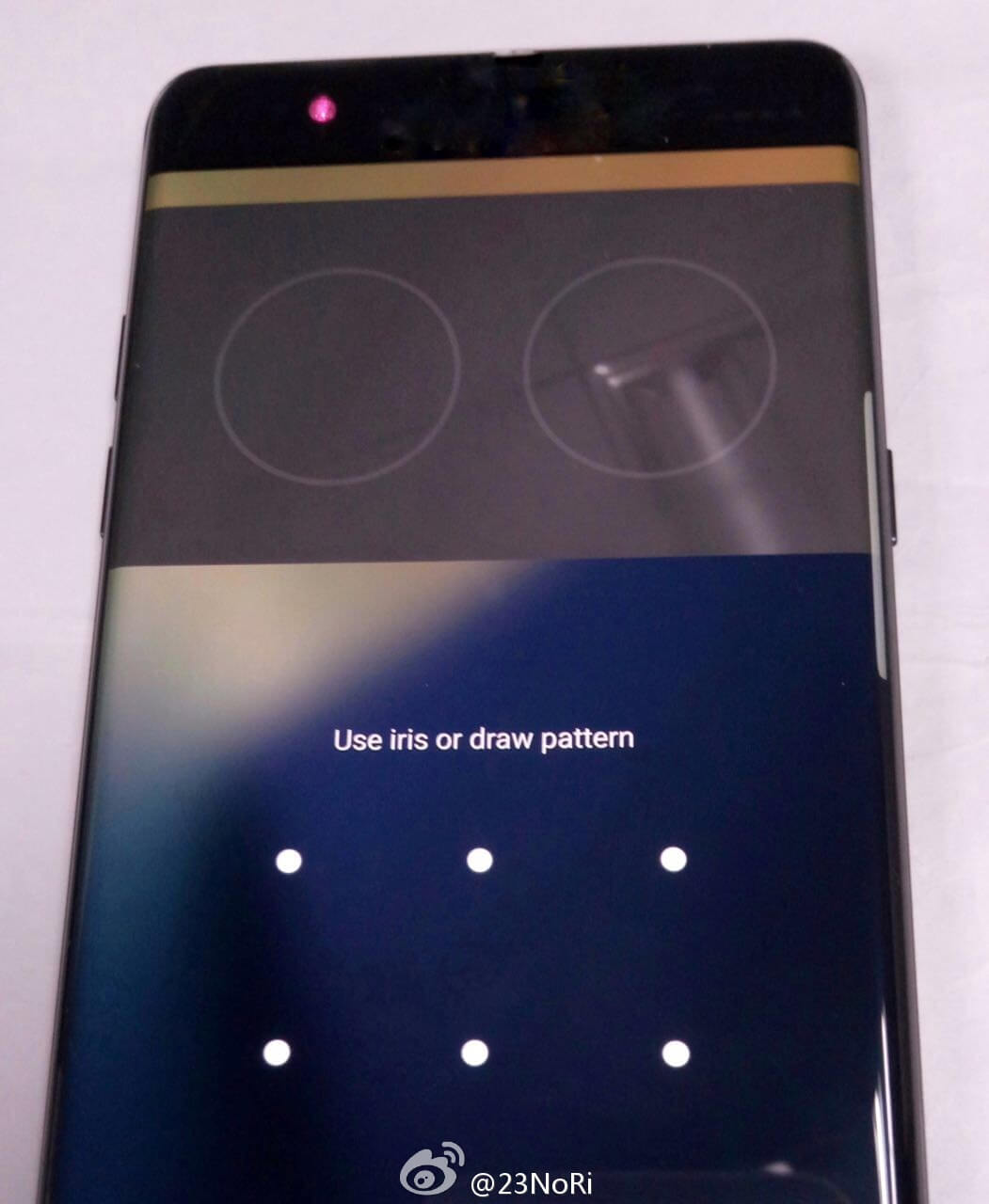 Latest-Feature-Iris-Scanner-Galaxy Note 7