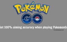 Catch Pokemon on the first throw of Pokeballs