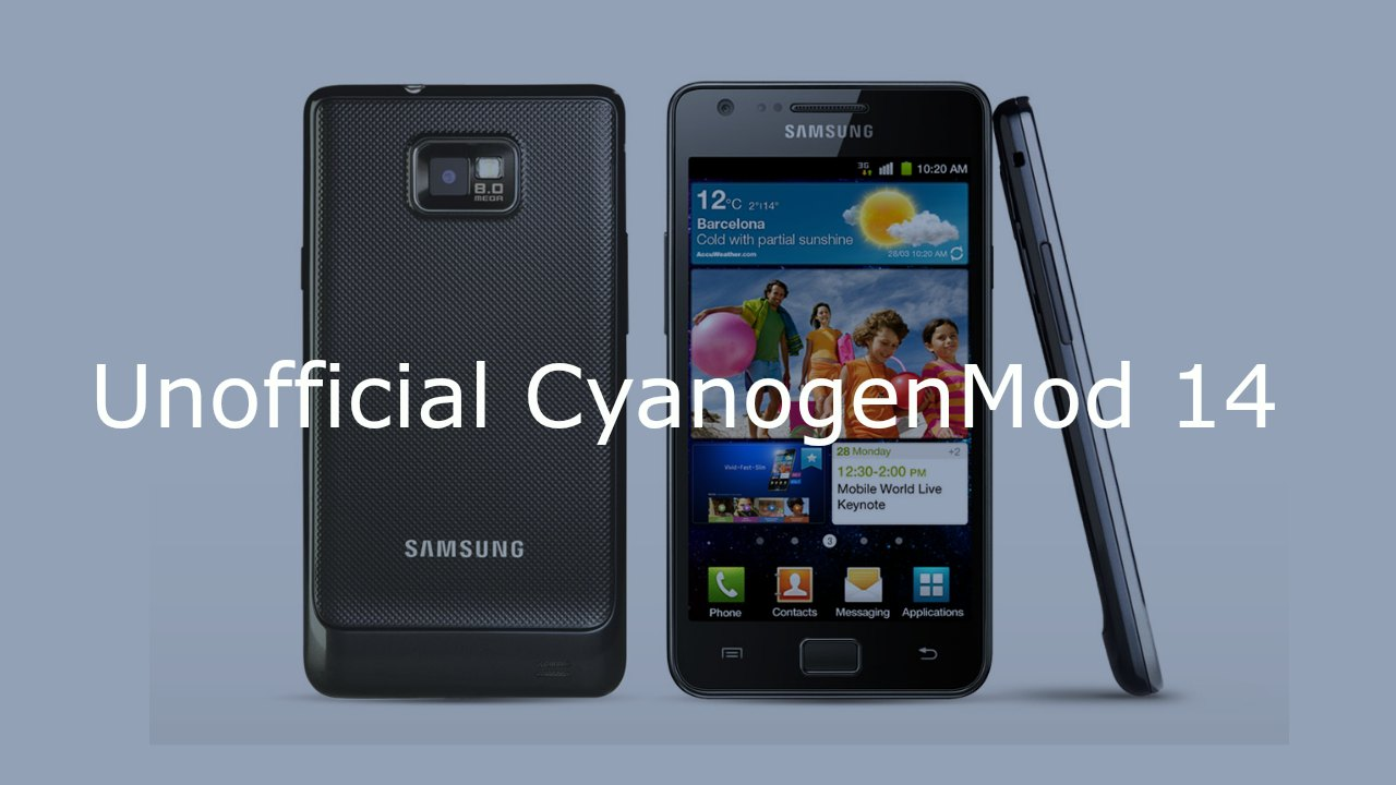 Download & Install CM14 Nougat ROM On Galaxy S2 Android 7.0