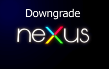Downgrade Nexus Devices To Android 7.0 from Android 7.1 Nougat