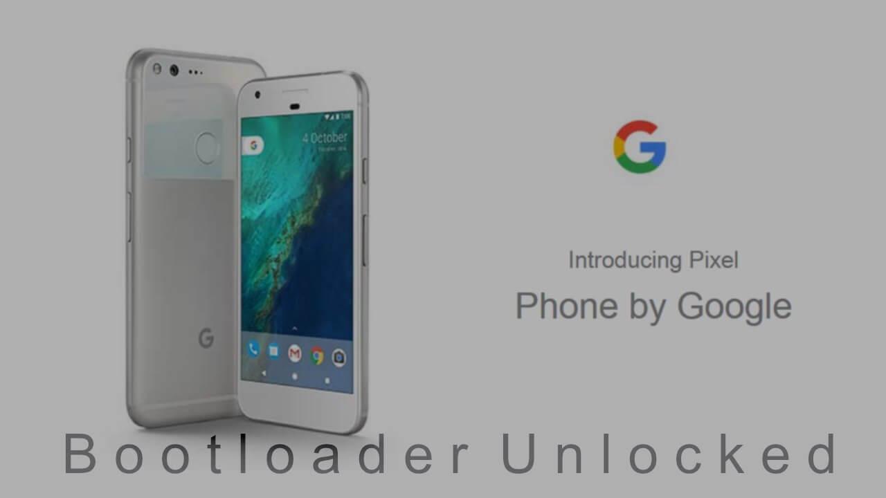 Unlock Bootloader On Google Pixel and Pixel XL