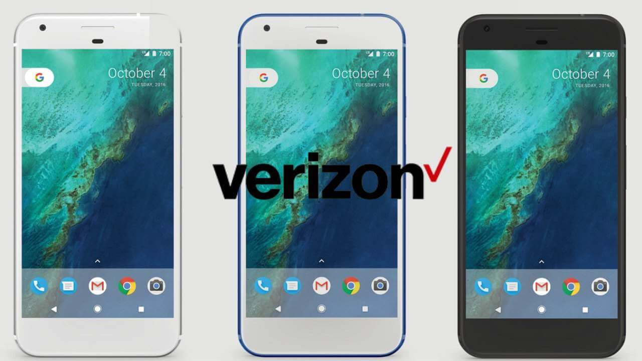 Unlock Bootloader On Verizon Pixel and Pixel XL