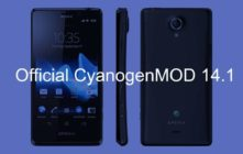 Download and Install Official CM 14.1 On Sony Xperia T
