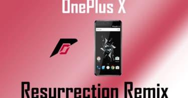 Resurrection Remix On OnePlus X