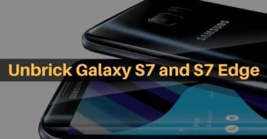 Unbrick Galaxy S7 and S7 Edge-min