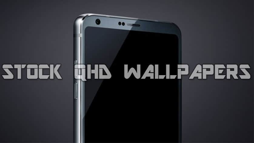 Download LG G6 Stock Wallpapers In QHD