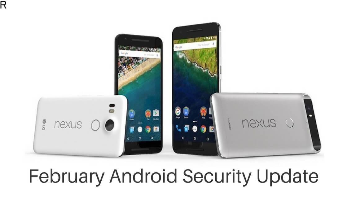 Security Update
