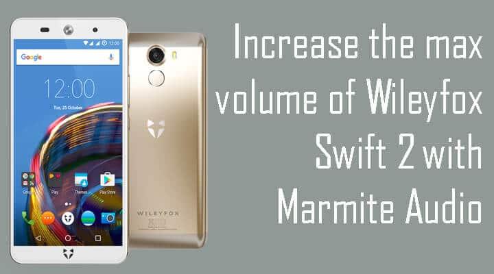 Marmite Audio MOD