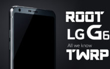 How to root LG G6 and Install TWRP recovery