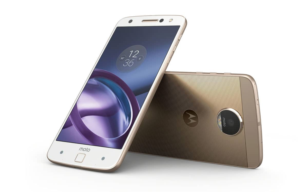 Moto Z Gets A New OTA Update With February Security Patch In Europe