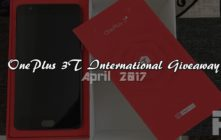 [Giveaway] OnePlus 3T International Giveaway by RMG (April 2017)