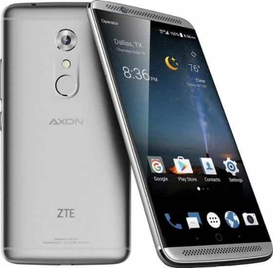 ZTE Axon7