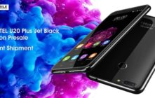 OUKITEL releases K10000 Pro, K6000 Plus and U20 Plus Jet Black version on MWC 2017