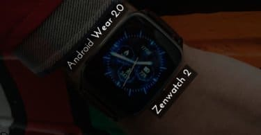 Android Wear 2.0 on Zenwatch 2