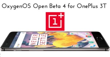 OxygenOS Open Beta 4 for OnePlus 3T