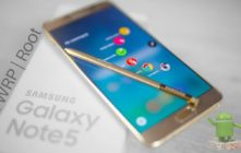 TWRP and Root Galaxy Note 5