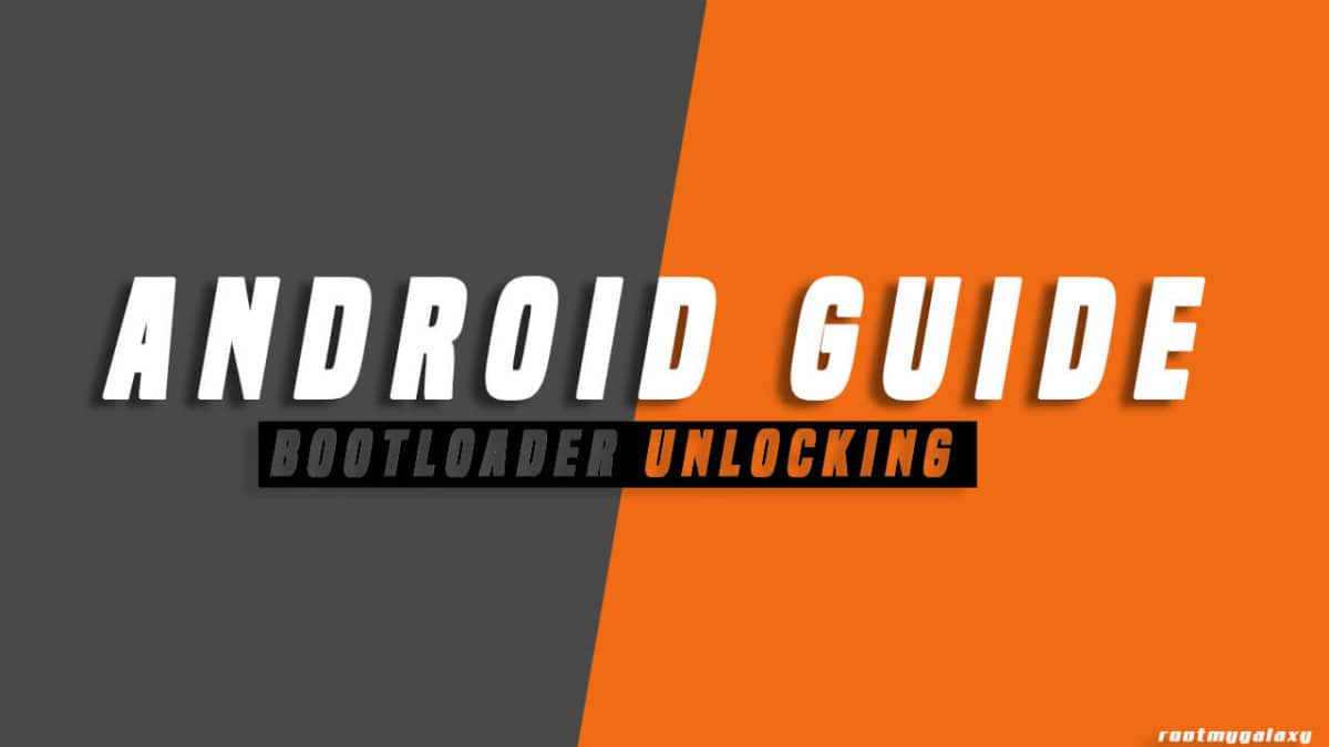 Unlock Bootloader Of Any Android Devices Using Fastboot