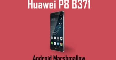 Download Huawei P8 B371 Marshmallow Update