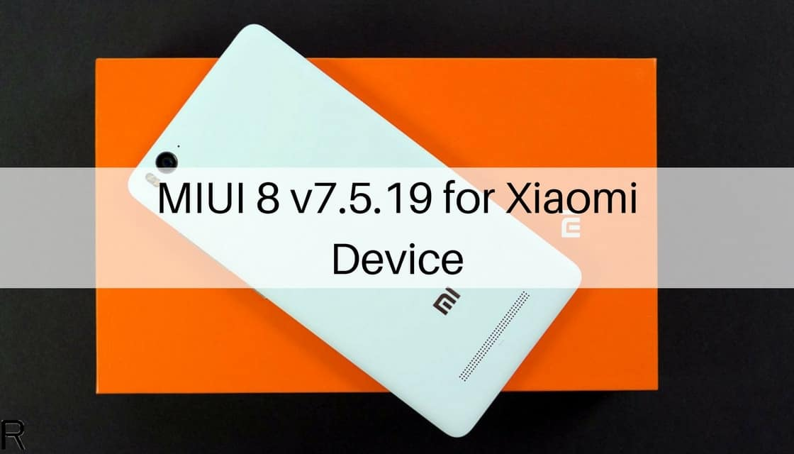 MIUI 8 v7.5.19 Global Beta ROM