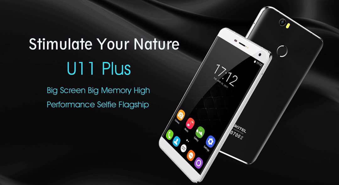 OUKITEL U11 Plus full specs