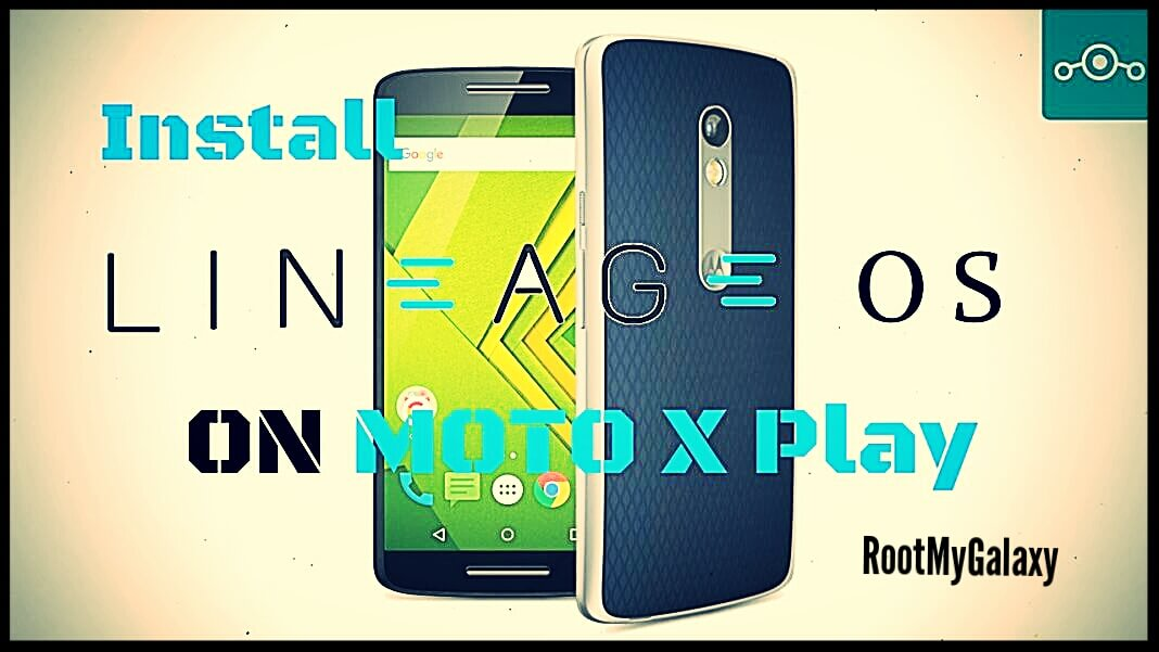 Install Official Lineage OS14.1 On Moto X Play