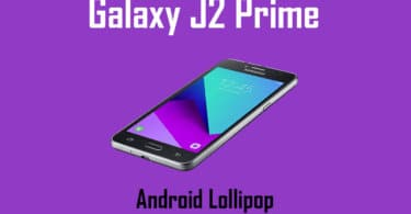 Download and Install Galaxy J2 Prime (SM-J320M) J320MUBU0AQE1 Android 5.1.1 Update