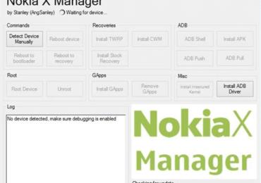 Download Nokia X Manager v2.0.0.1