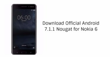 [Download] Official Android 7.1.1 Nougat For Nokia 6