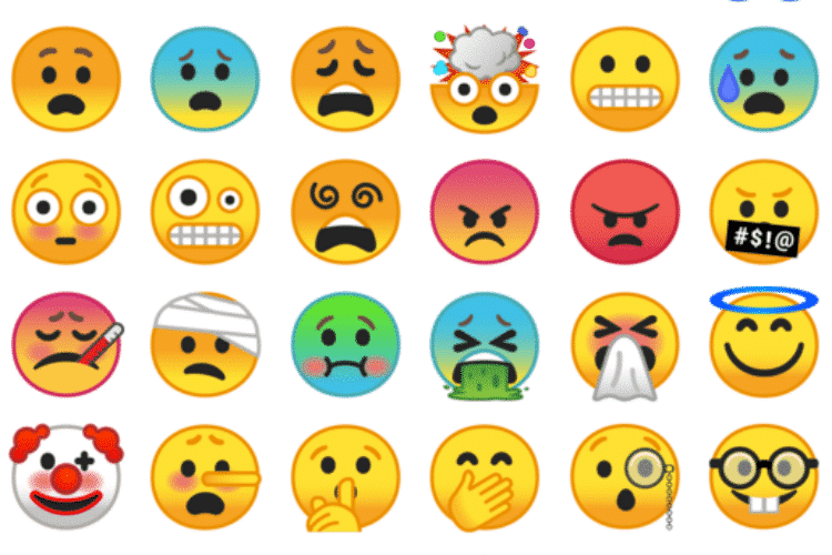 Download Android 8.0 Oreo Emojis For WhatsApp (Any Android)