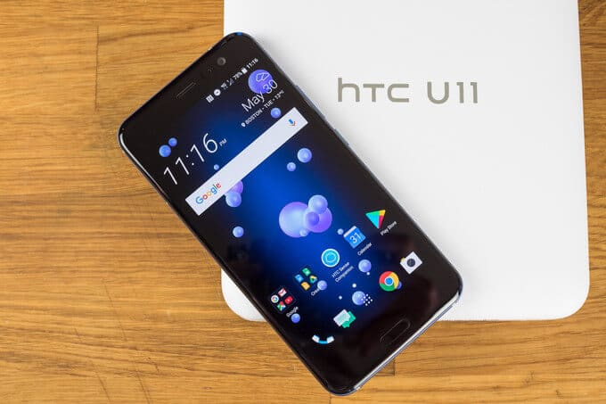 HTC U11 Stock ROMs